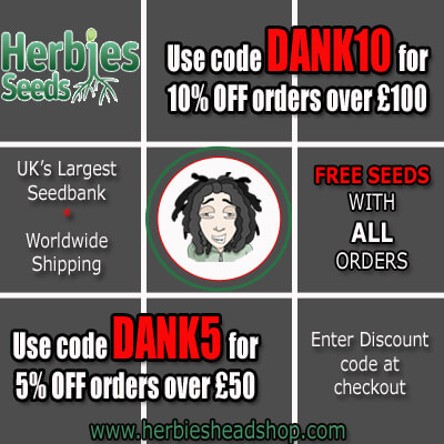 10% Off Orders at Herbies Seeds!