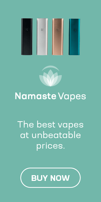 Great Priced Vaporizers & More - Namaste Vapes